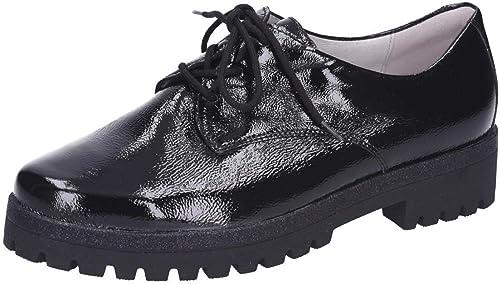 LUGINA-SCHUHF. GMBH , Chaussures de Ville à Lacets pour Femme
