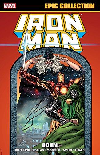 Iron Man Epic Collection: Doom (Iron Man (1968-1996)) (English Edition)