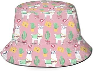 JO-CAP&1 Alpaca Men/Women Fisherman Hats Boonie Hat Hunting Fishing Bucket Sun Hat for Hiking Gardening