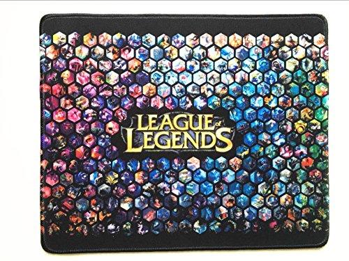 Gaming Gamer LOL League of Legend Huge All Hero Show Mouse Pad High Sensitivity Waterproof Nonskid ¡