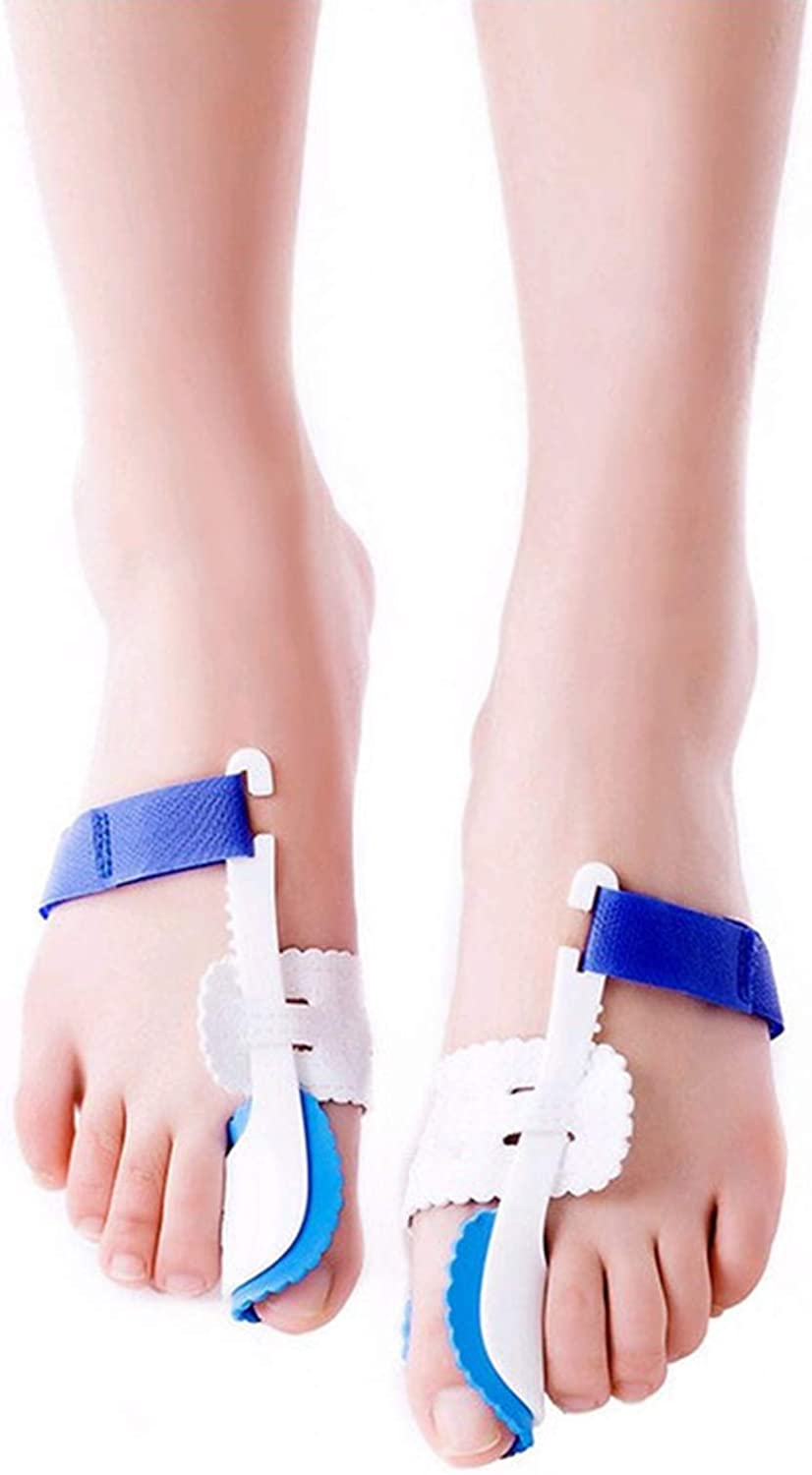 HiiBaby Bunion Splint for Bunions B Crooked Free shipping on Year-end annual account posting reviews Toes Alignment