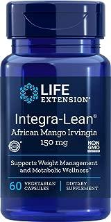 Life Extension Integra-Lean Irvingia 150 Mg, 60 Vegetarian Capsules