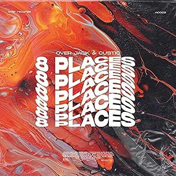 8 Places