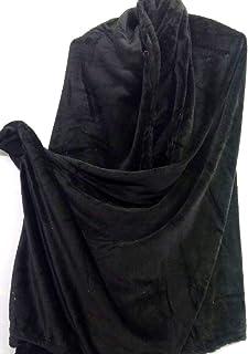 Black Polyester Winter For Women