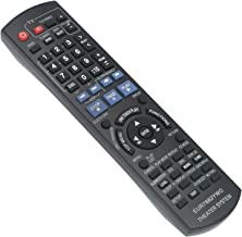 Best New EUR7662YW0 Replace Remote Control fit for Panasonic DVD Home Theater Sound System SC-PT750 SC-PT753 SC-PT950 SC-PT1050 SC-PT953 SA-PT950 SA-PT1050 SA-PT750P SA-PT750PC SA-PT753 SA-PT950P Review