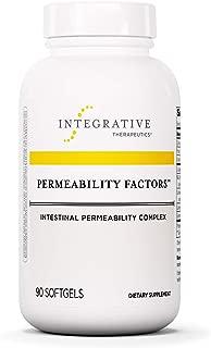 Integrative Therapeutics - Permeability Factors - Intestinal Permeability Complex - 90 Softgels