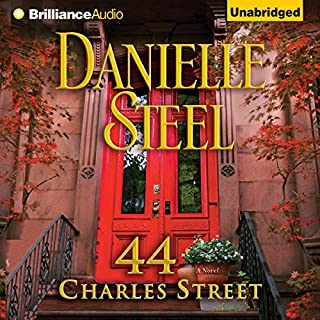 44 Charles Street                   By:                                                                                                                                 Danielle Steel                               Narrated by:                                                                                                                                 Arthur Morey                      Length: 8 hrs and 47 mins     285 ratings     Overall 3.7