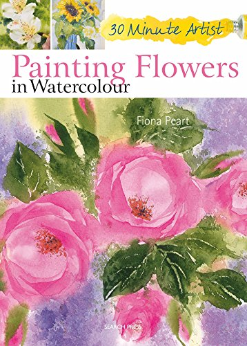 30 Minute Artist: Painting Flowers in Watercolour