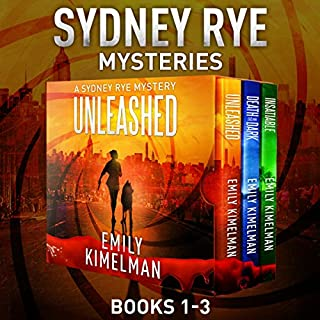 Sydney Rye Mystery Box Set, Books 1-3 audiobook cover art