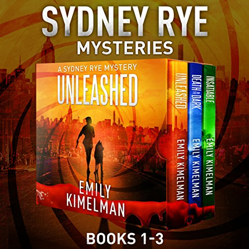 Sydney Rye Mystery Box Set, Books 1-3 audiobook cover art