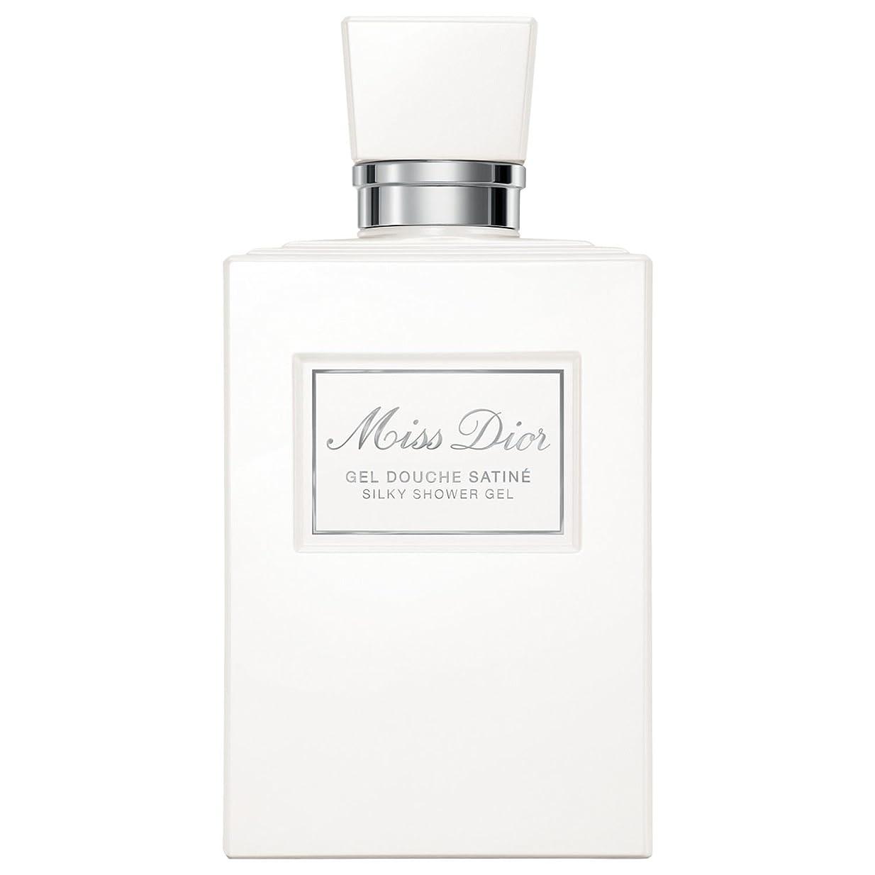 カブ彼らのものドリンク[Dior ] ディオールミスディオールシャワージェル200Ml - Dior Miss Dior Shower Gel 200ml [並行輸入品]