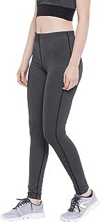 CHKOKKO Women Yoga Track Pants Stretchable Sports Tights