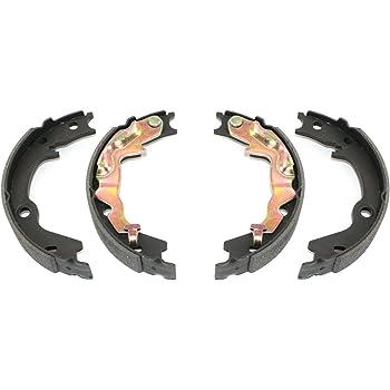 DuraGo BS854 Parking Brake Shoe Dura International