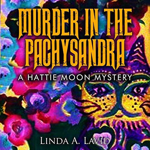 『Murder in the Pachysandra』のカバーアート