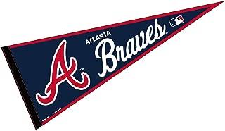 WinCraft Atlanta Braves MLB Large Pennant