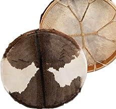 """Shaman drum Goat Hair 16"""", Frame Drum, handmade"""
