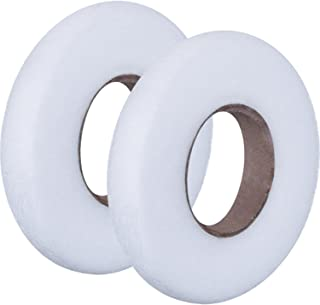 Outus Fabric Fusing Tape Adhesive Hem Tape Iron-on Tape Each 27 Yards, 2 Pack (3/8 Inch)