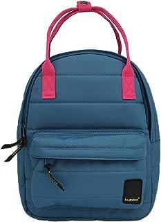 Bubba Bags Canadian Design Backpack Montreal Mini Blue Flamingo