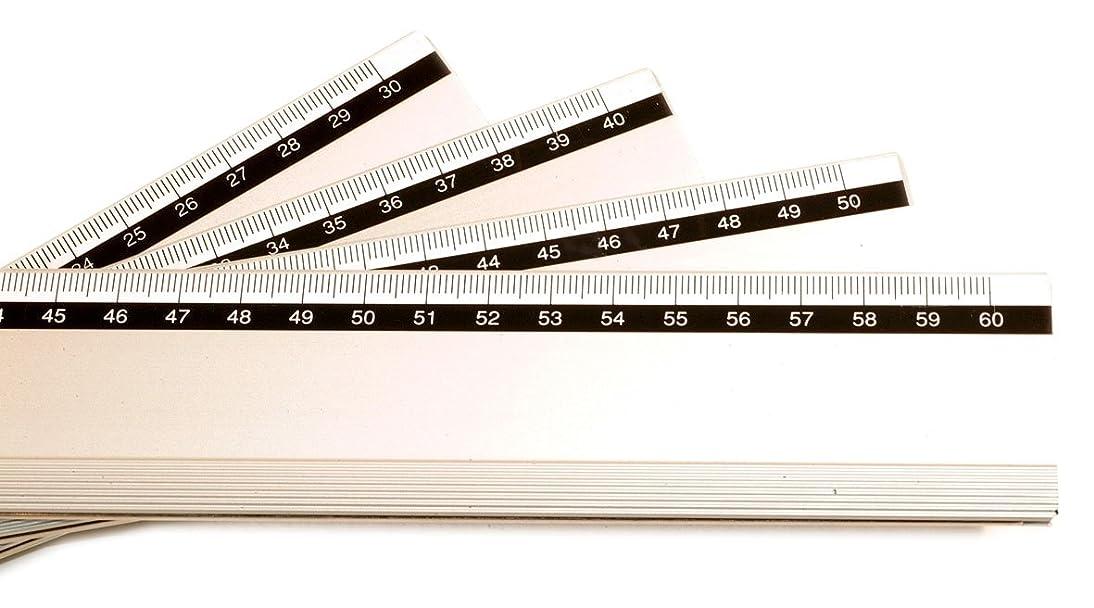 Aluminium Cutting Ruler - 30cm