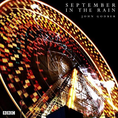 September in the Rain audiobook cover art