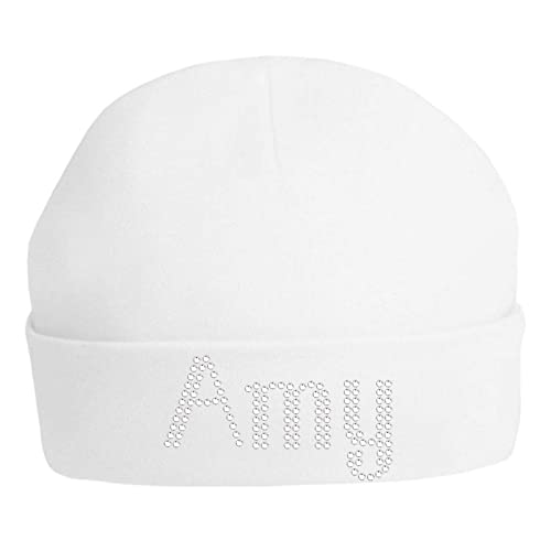 099a5eb8 Personalised Baby HAT Super Soft Born hat Essential Cute 100% Cotton  Toddler hat