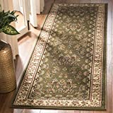 Safavieh Lyndhurst Collection LNH331C Traditional Oriental Sage and Ivory Runner (2'3' x 6')