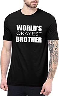 Decrum Worlds Okayest Sarcastic T Shirts - Funny Graphic Tees