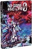 Game No Life Zero, Le Film BR [Combo Blu-Ray + DVD-Édition Collector boîtier métal]
