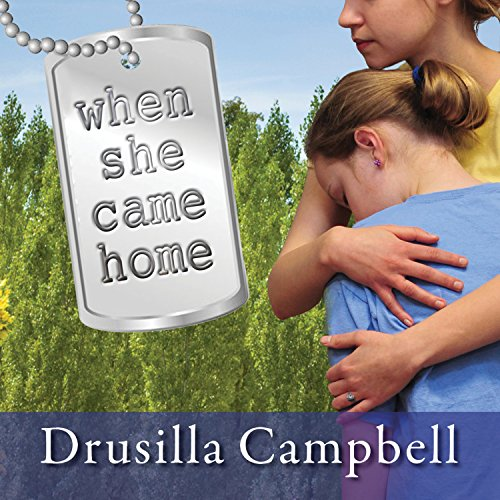 When She Came Home audiobook cover art