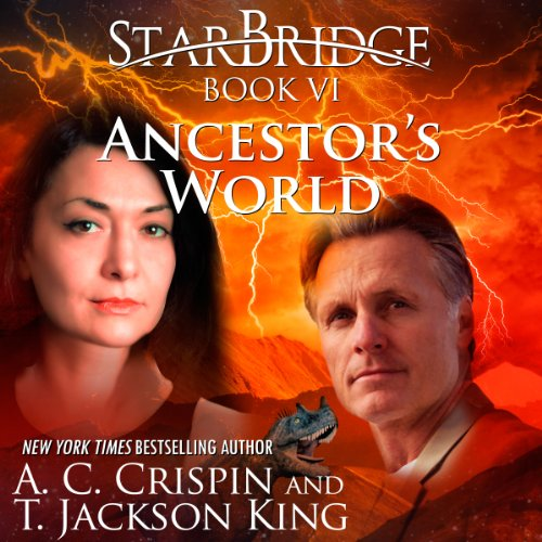 Ancestor's World audiobook cover art