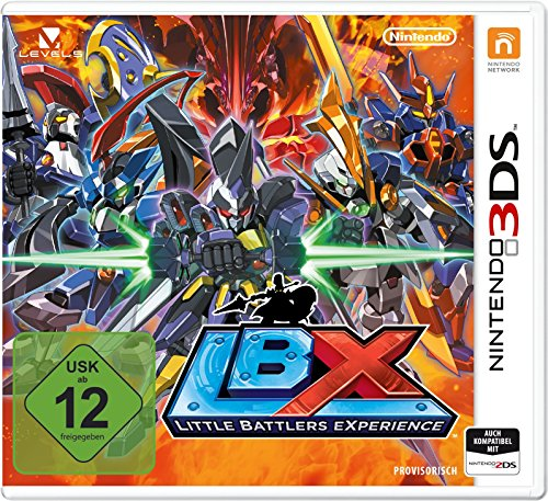 LBX Little Battlers Experiences - [3DS]