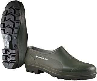 Chaussures en caoutchouc Vert (B350611) 10 (chacun)