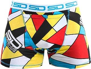 Men's Stash Boxer Brief Shorts - Pickpocket Proof Travel Secret Pocket Underwear