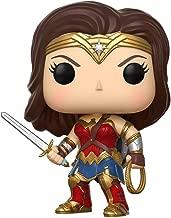 DC Comics Funko Pop! 13708 Wonder Woman Justice League Movie Vinyl Toy