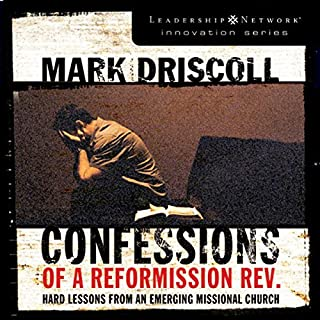 Confessions of a Reformission Rev. audiobook cover art