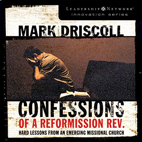 Confessions of a Reformission Rev. cover art