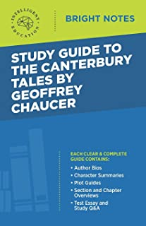 Study Guide to The Canterbury Tales by Geoffrey Chaucer
