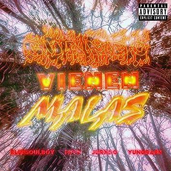 Cuando Vienen Malas (feat. Bluesoulboy, Los fantasmas de Miyo & Jurxdo)