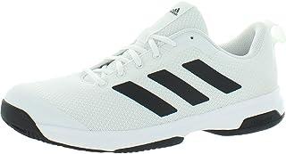 Mens Game Spec Fitness Athletic Tennis Shoes White 10 Medium (D)
