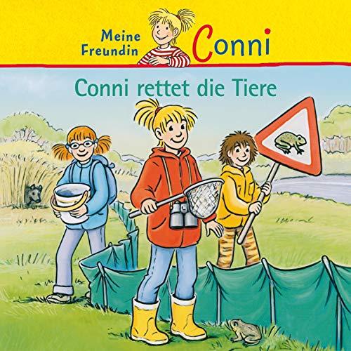 Conni rettet die Tiere Titelbild