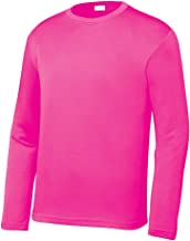 youth pink compression shirt