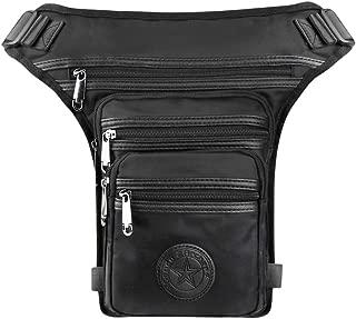 Genda 2Archer Nylon Multi-pocket Waist Bag Light Hiking Leg Bag