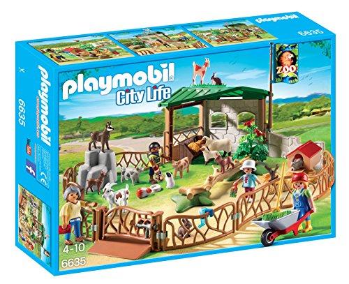 PLAYMOBIL - Zoo de Mascotas para niños (66350)