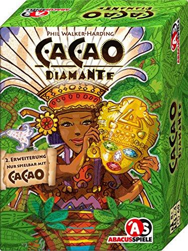 ABACUSSPIELE 06172 - Cacao 2. Erweiterung Diamante, Brettspiel