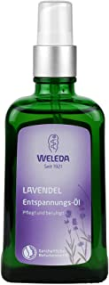UNKNOWN Lavender body oil weleda 3.4 oz oil, 3 Ounce