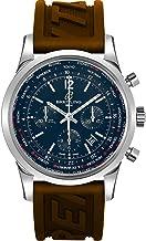 Breitling Transocean Unitime Pilot Men's Watch AB0510U9/C879-129S