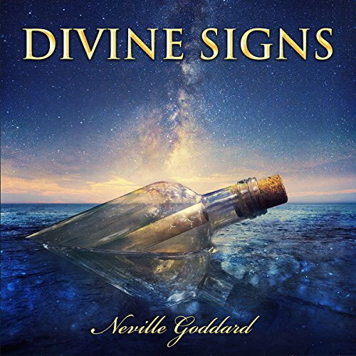 Divine Signs - Neville Goddard Lectures audiobook cover art