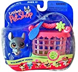 Littlest Pet Shop Pets on the Go Chinchilla with Hutch