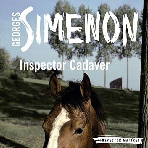 Inspector Cadaver audiobook cover art