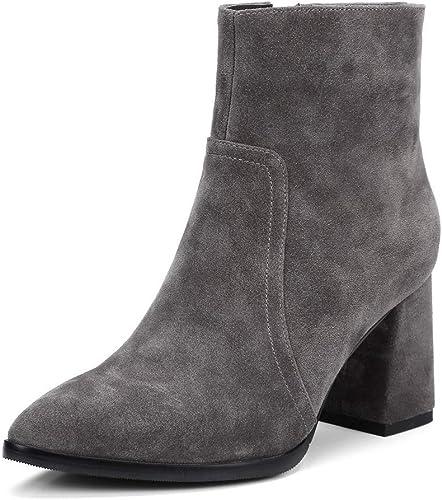 AdeeSu SXE04900, Sandales Compensées Femme - gris - gris, 36.5